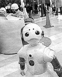 Anuncian en Japón lanzamiento de robot capaz de hablar en inglés