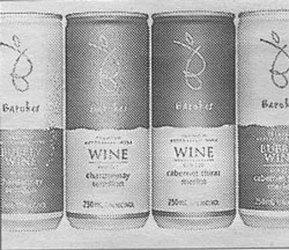 El vino en lata entra en el mercado japonés