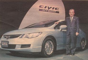 Honda fabrica en secreto un motor diésel para competir con Toyota