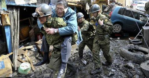 Advertirán tsunami con sismo de 8.0 en Japón