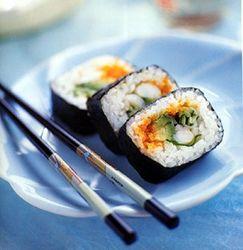 Japón y su plato más popular: Sushi!