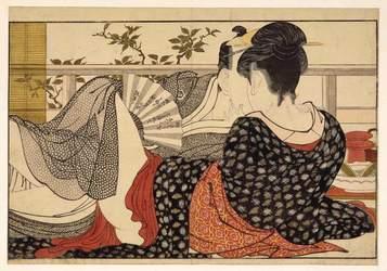 Llega a Londres una colección de ilustraciones japonesas 'shunga' de escenas sexuales explícitas